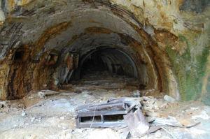 飯森山鉱山