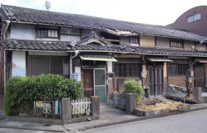 熊野古道方違神社