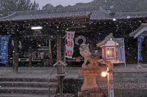 宝来山神社