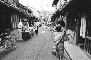 1980年海南街角