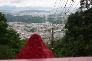 生駒山ケーブルカー