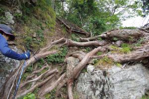 大普賢岳登山