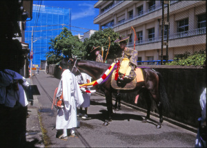 田辺市闘鶏神社祭礼