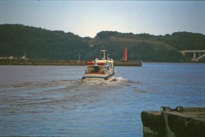 串本ー大島巡航船1997年
