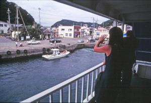 串本ー大島フェリー1997年