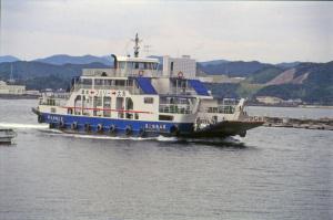 串本大島フェリー