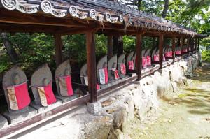 小牧市 熊野社の五枚岩