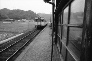 JR姫駅1975年