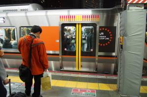 新しい環状線電車