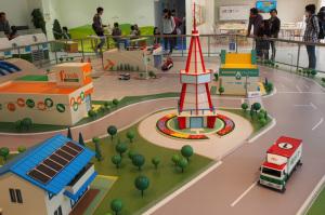 子供交通公園