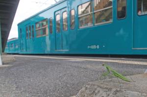 JR隅田駅