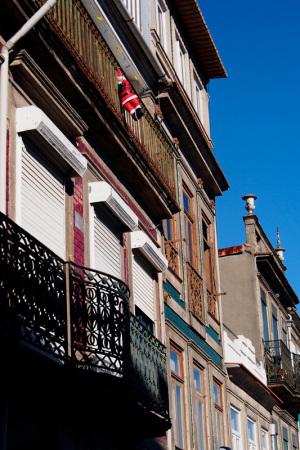 リスボンからポルト