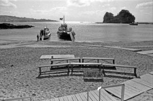 1977年1月白浜