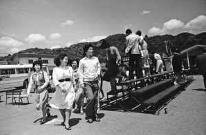 串本 橋杭