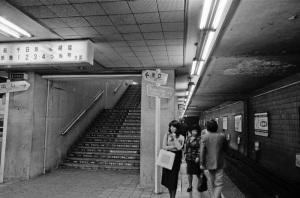 天王寺駅様々