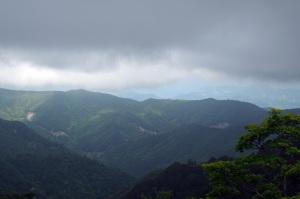 大台ケ原登山
