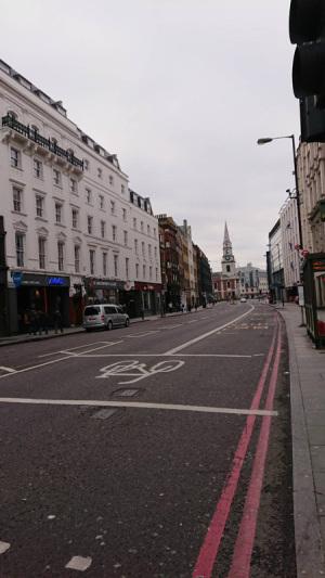 イギリス街角