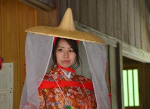 上阿田木神社の祭礼
