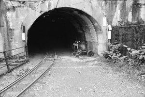 紀州鉱山1978年閉山の時