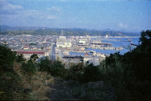 串本漁港1975年