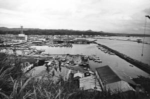 串本漁港1979年