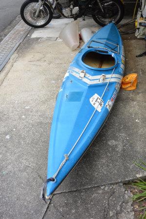フジタカヌー A-1