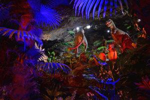 花園村恐竜センター