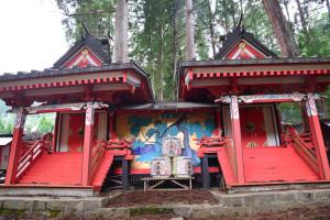 上花園神社
