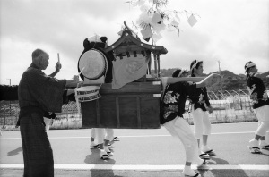 下里神社祭り