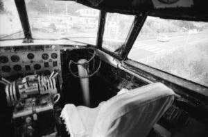 飛行機喫茶