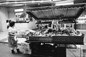 1980年大阪街角